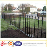 공장 Wholesale Galvanized Fences 또는 Powder Coated Fences/Aluminum Fence