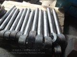 Pistão duro quente Rod do cromo do cilindro hidráulico do forjamento do aço inoxidável