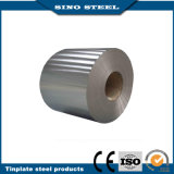 T3 Temper 5.6/5.6 Coating Tinplate Steel Strip Used para Can