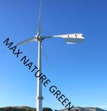 Gerador de turbina do vento de 10 quilowatts com medidor elétrico