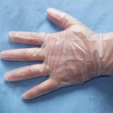 Gants d'examen de PVC pour l'usage chirurgical