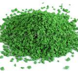 Grüne EPDM Körnchen für laufende Plastikspur/Laufbahn/Tartan