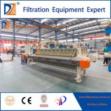 Filtre-presse à haute pression de membrane de Cgr pour le traitement des eaux résiduaires