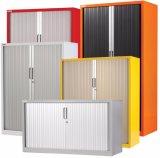 gabinete de armazenamento da porta do obturador do rolo do uso do escritório de 1020 * 1200 * 460 milímetros
