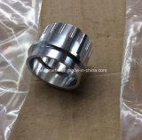 CNC van het Aluminium van de hoge Precisie de Delen van de Draaibank
