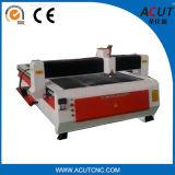 Precio inferior de la máquina del plasma del CNC de la reducción de los costes para el acero inoxidable