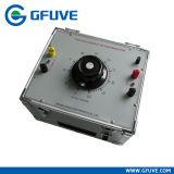 Sistema de prueba de relés de protección inyección 2000A primaria actual