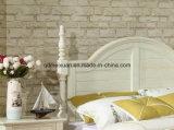 Кровати твердой деревянной кровати самомоднейшие двойные (M-X2266)