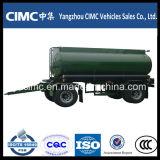 36000L Aluminum Fuel Tank, Fuel Tank Trailer, Aluminum Travel Trailer