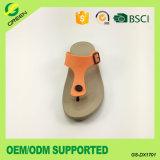 Sandalias coloridas del deslizador de EVA de la nueva llegada para los cabritos