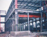 Edificio de Estructura de Acero Ligero Pre Engineered