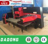 O perfurador usado do CNC da máquina de perfuração da torreta do metal de folha do CNC faz à máquina Pres