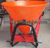 Landbouw tractor kunstmeststrooier