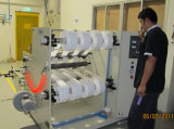 다시 감기 기계를 째는 Rtfq-800b 자동 Kraft 종이