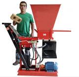 Hr1-25手動セメントの煉瓦作成機械油圧煉瓦プラント