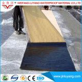金属の屋根のための製造業者の供給の自己接着瀝青の防水膜
