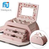 Joyeros Pink Multideck con Espejo