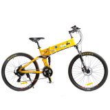Sim Foldable e bicicleta elétrica cobrando do esporte do tempo 3-4 (OKM-890)