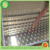 3D壁の装飾のための装飾的なステンレス鋼の壁パネルをエッチングする201 304 316カラー