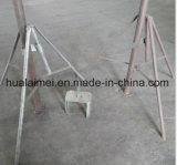Driepoot van de Steiger Ringlock van Lai Mei van Hua de Manufacturersteel Gegalvaniseerde