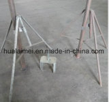 Hua Lai Mei Manufacturersteel에 의하여 직류 전기를 통하는 Ringlock 비계 삼각