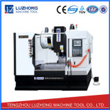 Máquina de trituração vertical do CNC do centro fazendo à máquina XH7124 XK7124 do passatempo barato