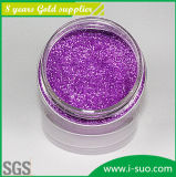 La Cina Supplier Iridescent Glitter Powder con Free Samples