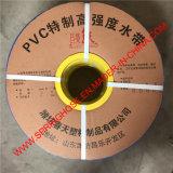 Tuyau flexible de haute résistance de PVC Layflat