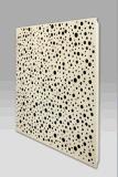 2017 Nouveaux produits Alluminum de haute qualité en plafond avec perforation artistique