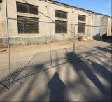 L'americano ha galvanizzato la recinzione provvisoria del comitato di collegamento di 6 ' x12'chain