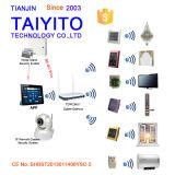 Taiyitoのスマートなホーム・オートメーションの製造業者の無線Zigbeeのスマートなホームシステム
