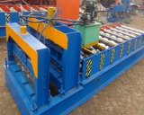 機械中国の製造業者2017年を形作る艶をかけられたタイルロール