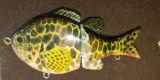 Simulation Hard Lure Couleur de bonne qualité comme vrai poisson