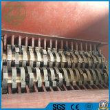 Rendimiento estable biaxial plástico / caucho / tambor / Madera / neumático / bultos / Jumbo / bolsos tejidos Máquina trituradora