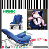 Portée de bébé de garantie pour le caddie de supermarché