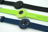 Reloj impermeable del podómetro de la pulsera del Wristband de la Navidad del regalo del perseguidor elegante de la aptitud
