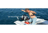 Aqualand 14feet 4.2m Rib Motor BoatかRigid Inflatable Boat (rib420A)