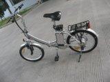 2015 Fett Tire 20 ' Cheap Folding Electric Bicycle mit En15194