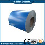 Ral 5012 1250mm Breite strich überzogenen galvanisierten Stahlring an