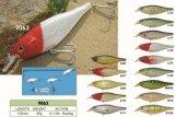 130mm flottant d'une première le prix bon marché usine --- La qualité a fait Crankbait de pêche en plastique dur fait sur commande - Wobbler - attrait de pêche de Popper de cyprins