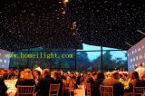 Binnen Decoration 4*6m White LED Star Cloth Curtain Light met Ce