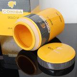 Grande Humidor di ceramica del cilindro dell'osso di Cohiba (ES-EB-133)