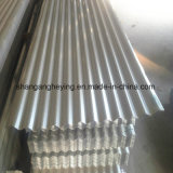 900mm Largeur SGCC Gi / Gl / Al / PPGI Toiture Sheet / PPGI Steel
