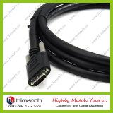 Kabel van de Link van de Camera van Mdr de Mannelijke 26pin Mini