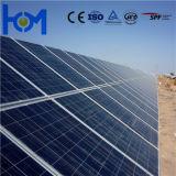 1634*986mm überzogenes ausgeglichenes photo-voltaisches freies niedriges Eisen-Solarglas