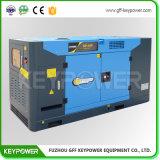 10kVA малый молчком тип генератор силы тепловозный с китайским двигателем