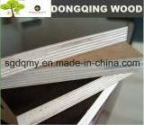 la película concreta del encofrado de la base de la madera dura de 18m m hizo frente a la madera contrachapada