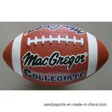 Futebol personalizado bom preço do logotipo do OEM