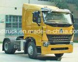 SINOTRUCK, Op zwaar werk berekende vrachtwagen, HOWO A7 Slepende Vrachtwagen, de Vrachtwagen van de Tractor