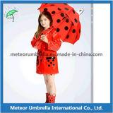 De luim ontwierp de Promotie Dierlijke Paraplu van de Regen van de Kinderen van de Jonge geitjes van de Gelijke